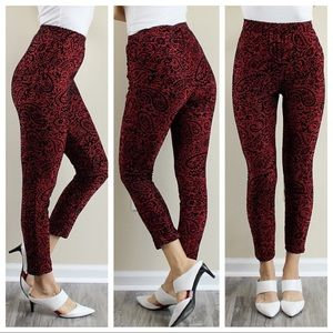 VENUS NEW Fashion Print Leggings Large